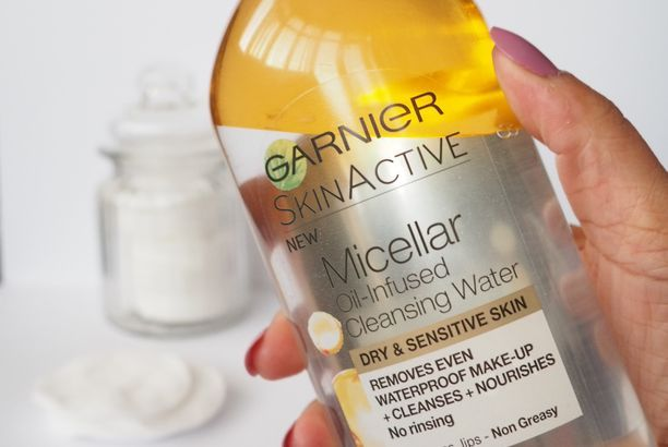 First Impressions – Garnier Oil Infused Micellar Water