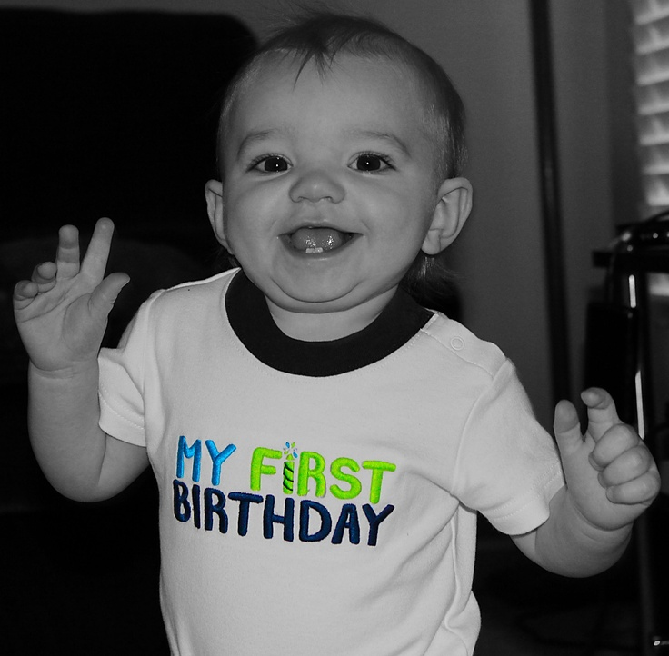 Hayden 1st Birthday: 1St Birthdays
