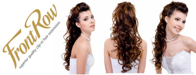 Win Clip-in Hair Extensions from Front Row worth R1290