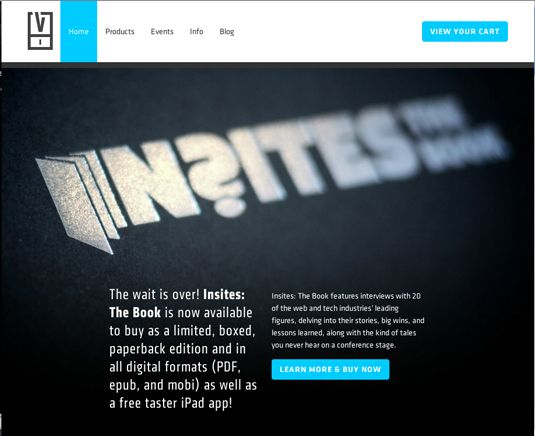 25 great examples of WordPress websites   WordPress   Creative Bloq