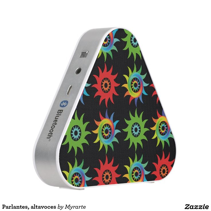 Música, music. Parlantes, altavoces speaker. Producto disponible en tienda Zazzle. Tecnología. Product available in Zazzle store. Technology. Regalos, Gifts. Link to product: http://www.zazzle.com/parlantes_altavoces_speaker-256340992910152171?CMPN=shareicon&lang=en&social=true&rf=238167879144476949 #bocinas #altavoces #speaker #flores #flowers