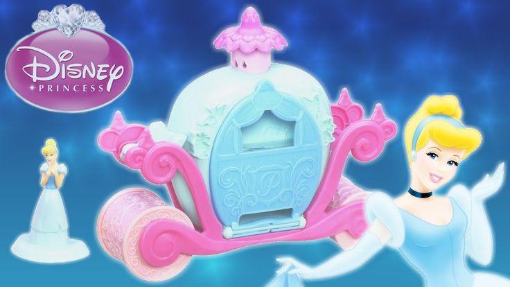 Disney PlayDoh  Cinderella  Magical Princess Carriage Toy for Kids play set From Rainbow Toys TV https://youtu.be/WxnMORzHGwo?list=PLDogJfx3GEGLP5wPCY1no87EidOppjZva