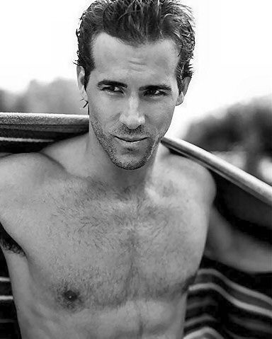 Ryan Reynolds He looks like a nice guy, you know?