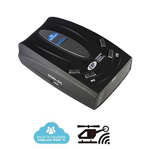 Oferta: 94.00€. Comprar Ofertas de Kaza DT 110 LIVE + Alfombrilla antideslizante - Avisador De Radar, Color Negro barato. ¡Mira las ofertas!