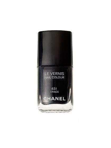 Chanel Nail Colour in Orage