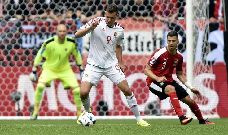 Parádésan sikerült a magyar válogatott bemutatkozása az Európa-bajnokságon, Szalai Ádám és Stieber Zoltán góljaival 2-0-ra legyőztük Ausztriát.