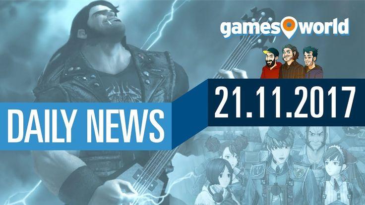 Rainbow Six Siege Year 3 Neverwinter Nights Remastered   Gamesworld Daily News - 21.11.2017 Brütal Legend kostenlos: http://ift.tt/2fPxleS Rainbow Six: 00:42 Valkyria Chronicles: 02:19 Brütal Legend: 03:49 Neverwinter Nights: 05:11 Community: 07:28 Ubisoft unterstützt Rainbow Six Siege ein weiteres Jahr lang. Für den Taktik-Shooter sind demnach auch im dritten Jahr wieder vier Seasons geplant. Die erste startet im Februar und bringt ein spezielles Koop-Event mit sich. Nach Baldur's Gate 1…