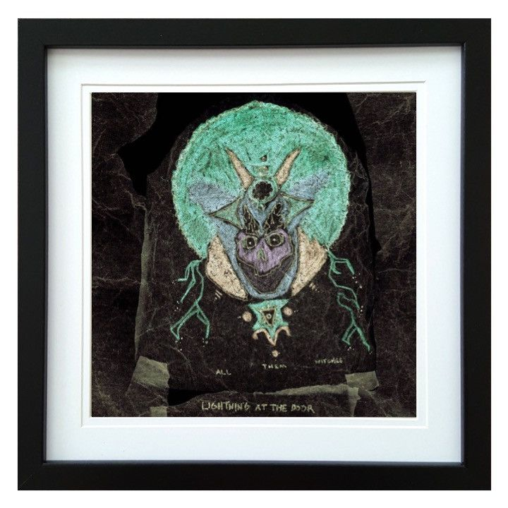 All Them Witches | Lightning At The Door Album | ArtRockStore