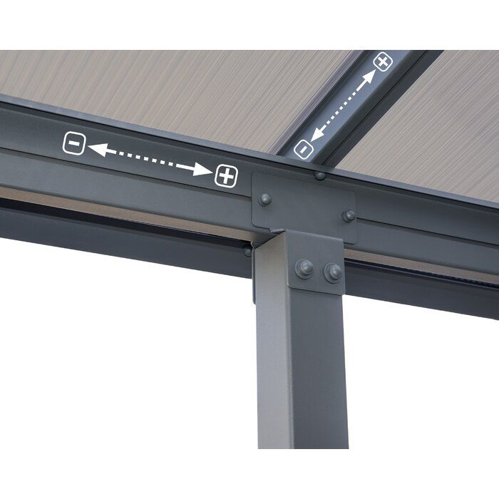 Olympia Plastic Standard Patio Awning Patio Awning Polycarbonate Roof Panels Patio