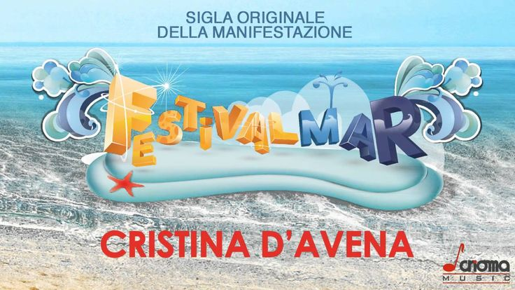 Cristina D'Avena - FestivalMar