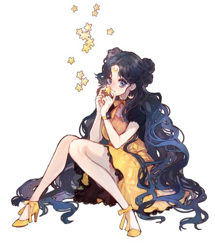 sailor-moon-rei: by 료 ✿ RYO