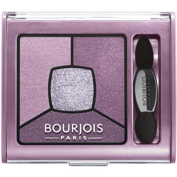 Bourjois Bourjois Xmas Smoky Stories Quad Pretty Plum featuring polyvore beauty products makeup eye makeup eyeshadow bourjois eyeshadow palette eyeshadow bourjois