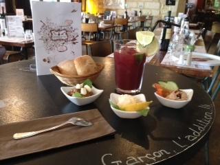 Casolette Café - Bordeaux (Big big Brunch!)