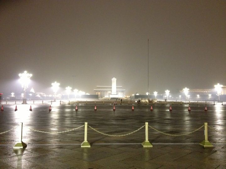 天安门广场 Tian'anmen Square in 北京市, 北京市