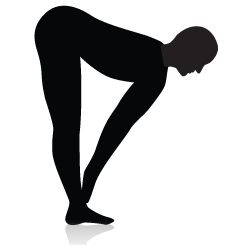 Sun Salutation 1 Yoga Pose - Opens and strengthens the front and back of the body.