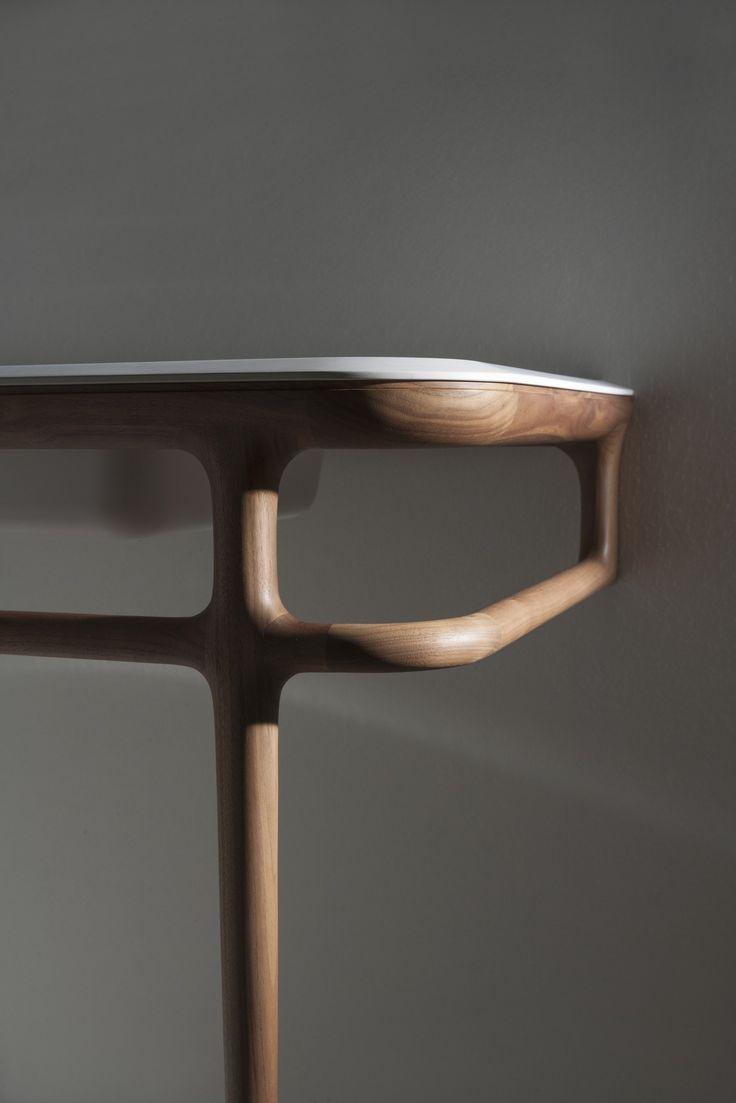 Lavabo a consolle ARMONIA Collezione IlBagno by Antonio Lupi Design® | design Roberto Lazzeroni
