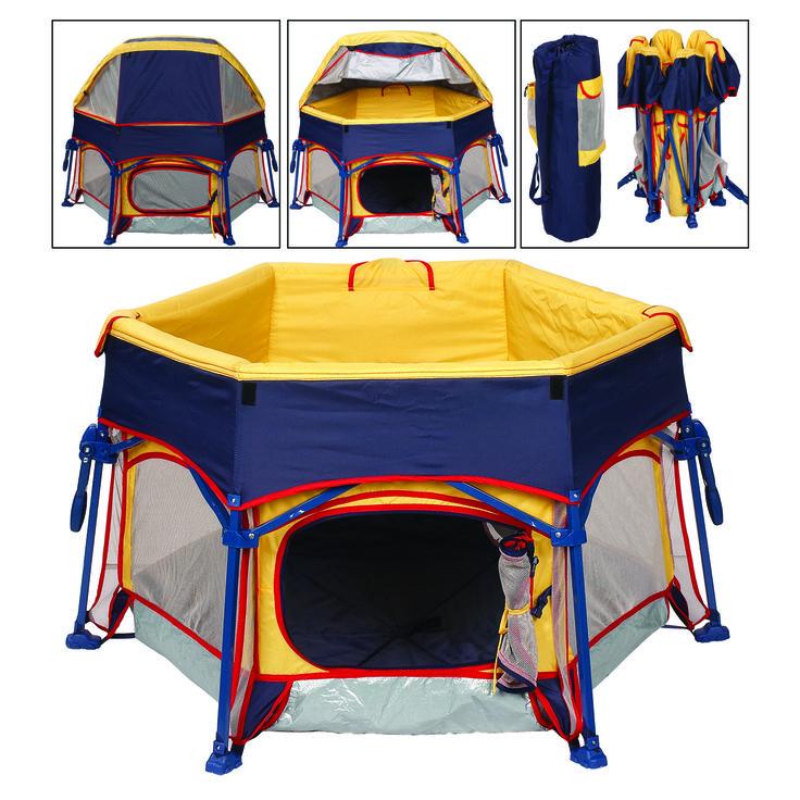 Outside Baby Play Yard Play Yard Cabana Indoor And