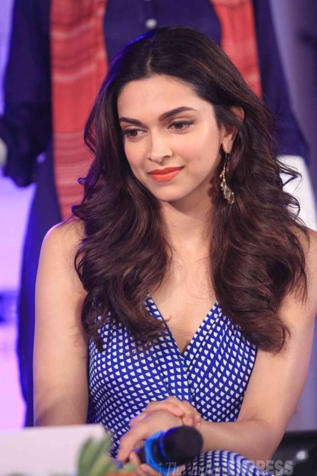 Deepika Padukone promoting her film 'Piku'. #Bollywood #Fashion #Style #Beauty