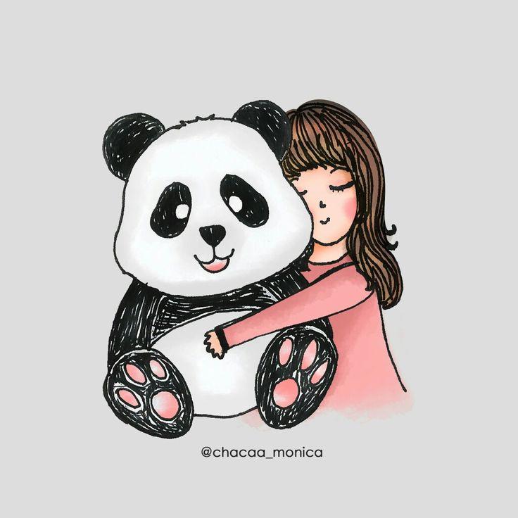Pandaaaa in love 💕