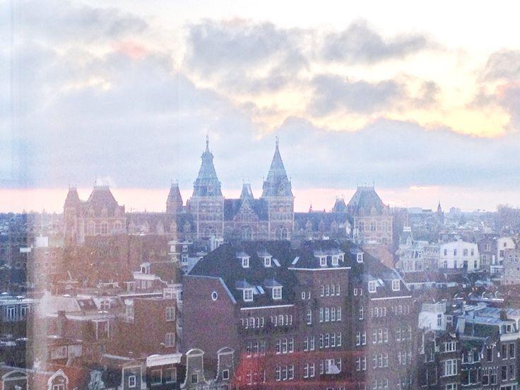 Amsterdam houses holland