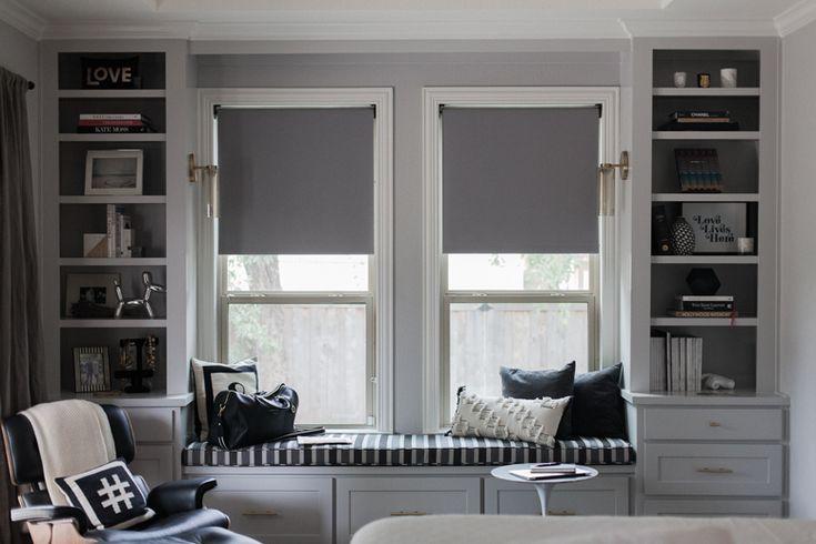A Custom Built-In for My Master Bedroom http://tomboykc.com/custom-built-master-bedroom/?utm_campaign=coschedule&utm_source=pinterest&utm_medium=TOMBOY%20KC&utm_content=A%20Custom%20Built-In%20for%20My%20Master%20Bedroom