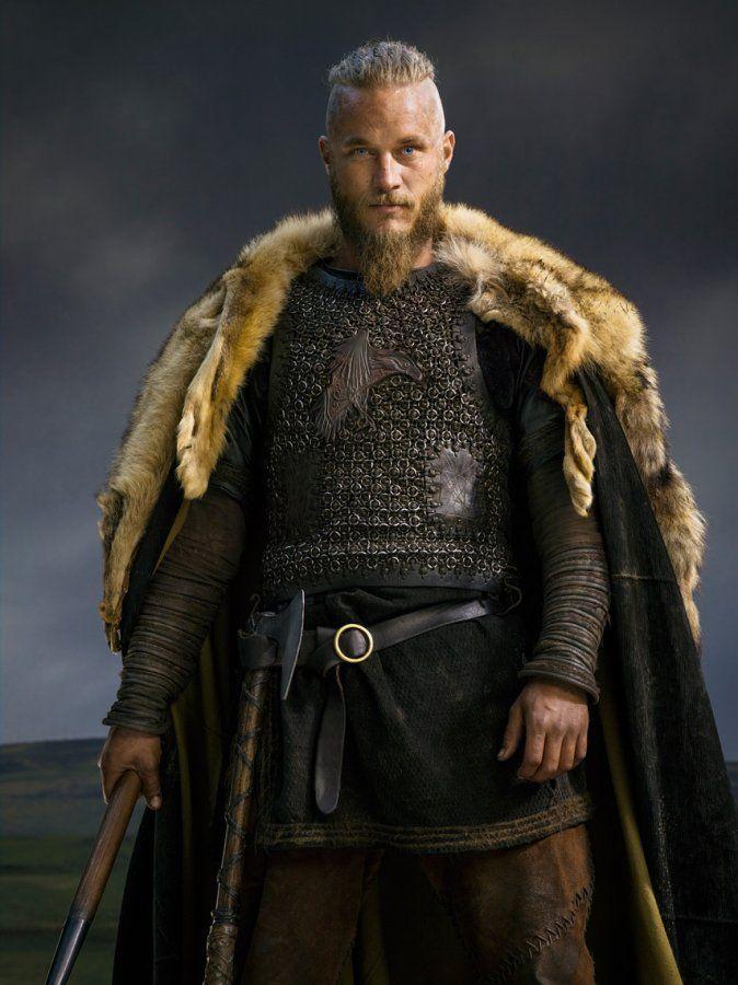 вид трэвис фиммел фото викинги фанат сериала, тогда