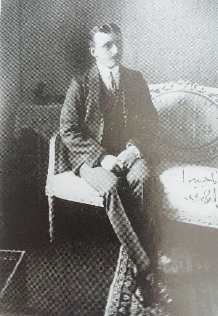 Enver Paşa 1917