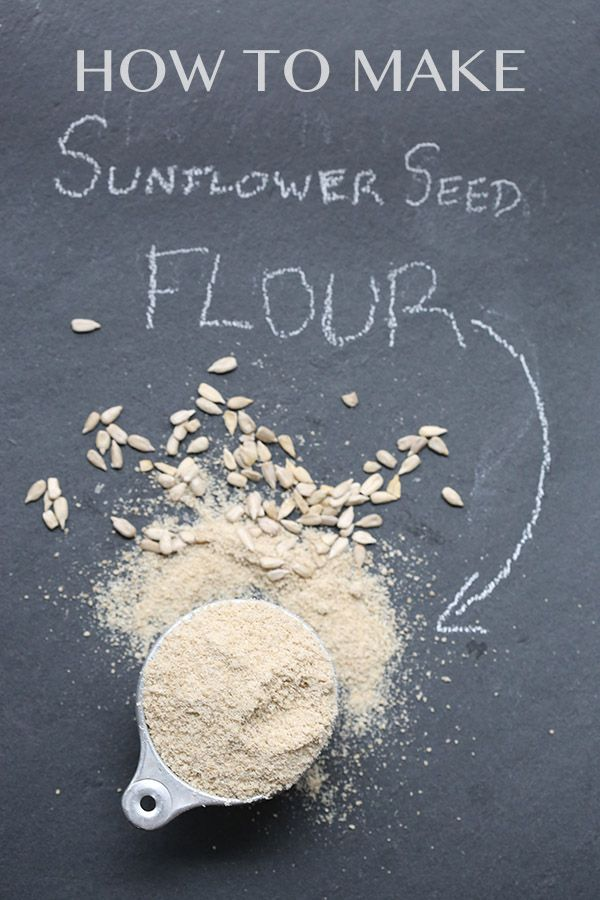 Sunflower seed flour makes a wonderful low carb, nut-free replacement for almond flour. It's easy to make your own at home and save money! Great for those with nut allergies. So I am about to…