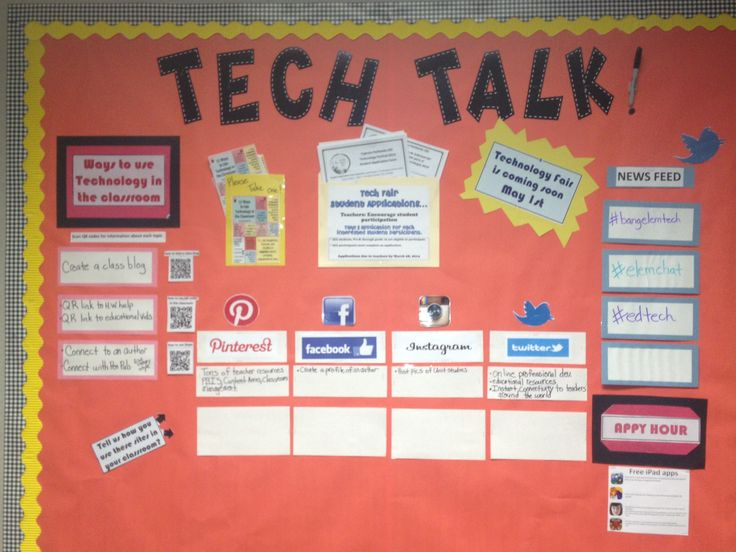Technology bulletin board                                                                                                                                                                                 More