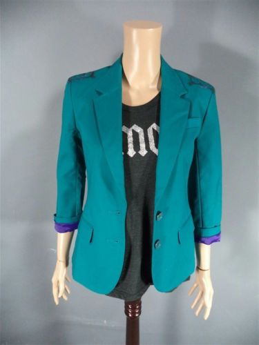 WAREHOUSE 13 CLAUDIA ALLISON SCAGLIOTTI WORN FRENCH CONNECTION JACKET & SHIRT