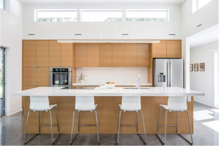 Ditch The Legs Corbels Why You Should Float Your Countertop