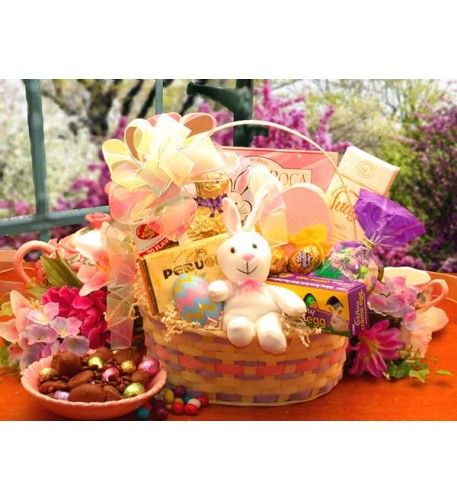396 best easter gifts ideas images on pinterest easter gift the easter extravaganza gift basket carries more negle Gallery