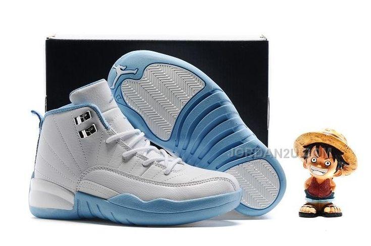 http://www.jordan2u.com/kids-air-jordan-12-white-light-blue-silvery-shoes.html KIDS AIR JORDAN 12 WHITE LIGHT BLUE SILVERY SHOES Only 48.11€ , Free Shipping!