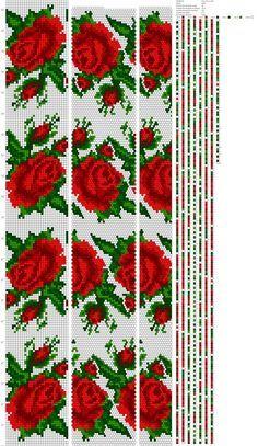 30 around bead crochet rope