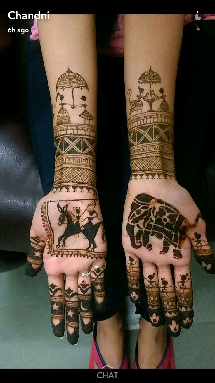 50 intricate henna tattoo designs art and design 50 - Warli Mendhi Mehndi Tattoohenna Tattoo Designshenna Mehnditattoo Artmehadi Designheena