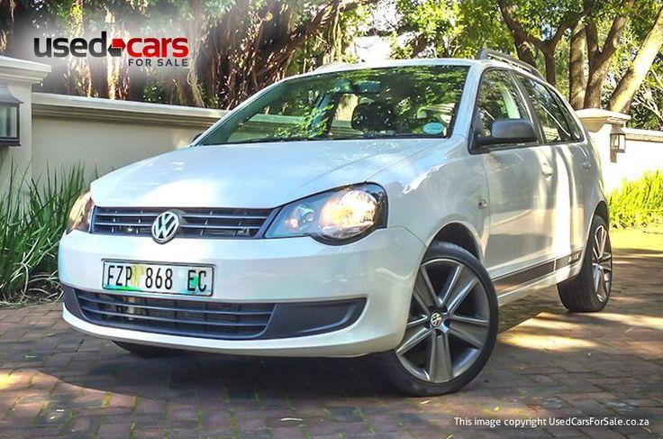 The maxxed-out VW Polo Vivo