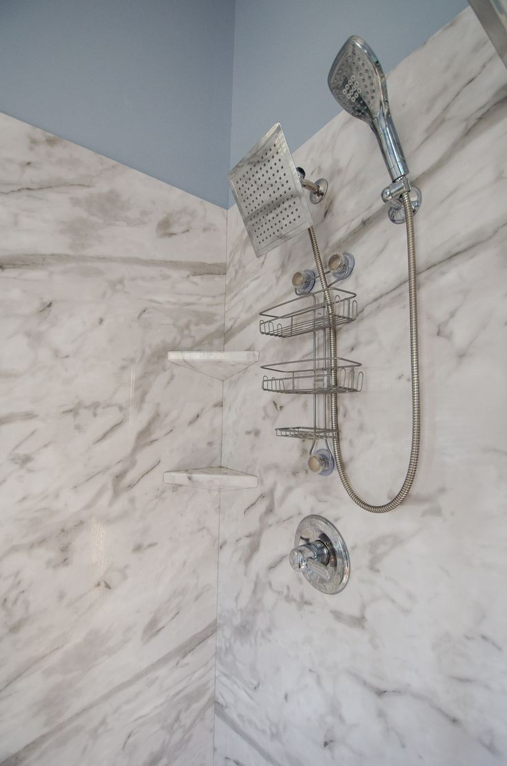 Photo Gallery For Website Bathroom Remodel Regal Bathroom Remodel All Glass Shower Oversized Tub Blue Bathroom