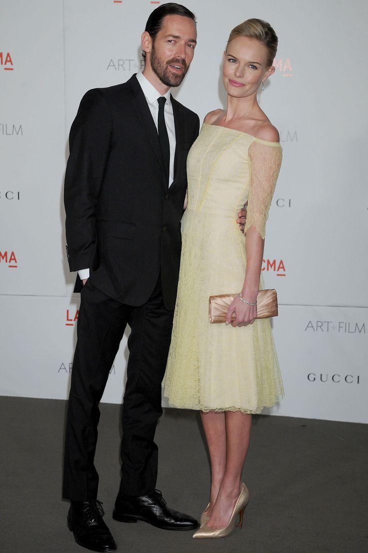 Kate Bosworth Wedding Dress Michael Polish (Vogue.com UK)