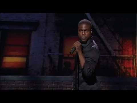 Kevin Hart's run in with a man-pigeon..aka..an ostrich!