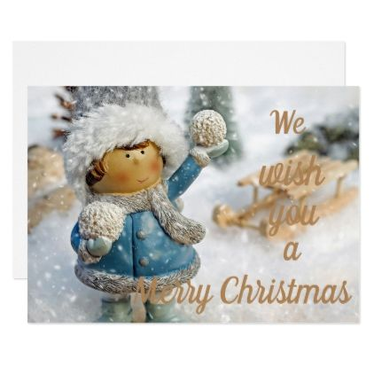 animated christmas card - christmas cards merry xmas family party holidays cyo diy greeting card