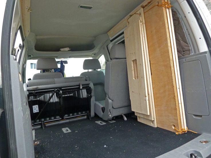 22 best images about caddy camper on pinterest vw caddy. Black Bedroom Furniture Sets. Home Design Ideas