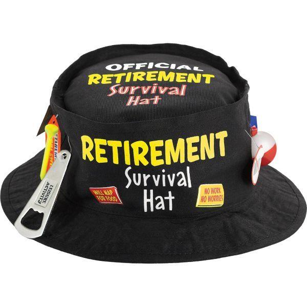 Happy Retirement Celebration Bucket Hat