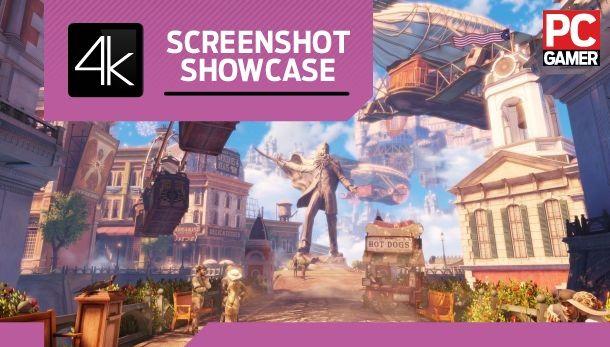 4K Screenshot Showcase: Bioshock Infinite