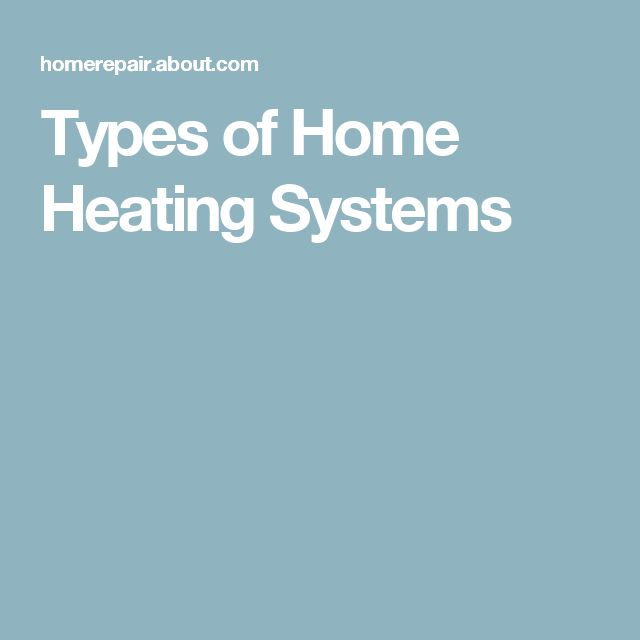 17 Best Ideas About Heating Systems On Pinterest Solar