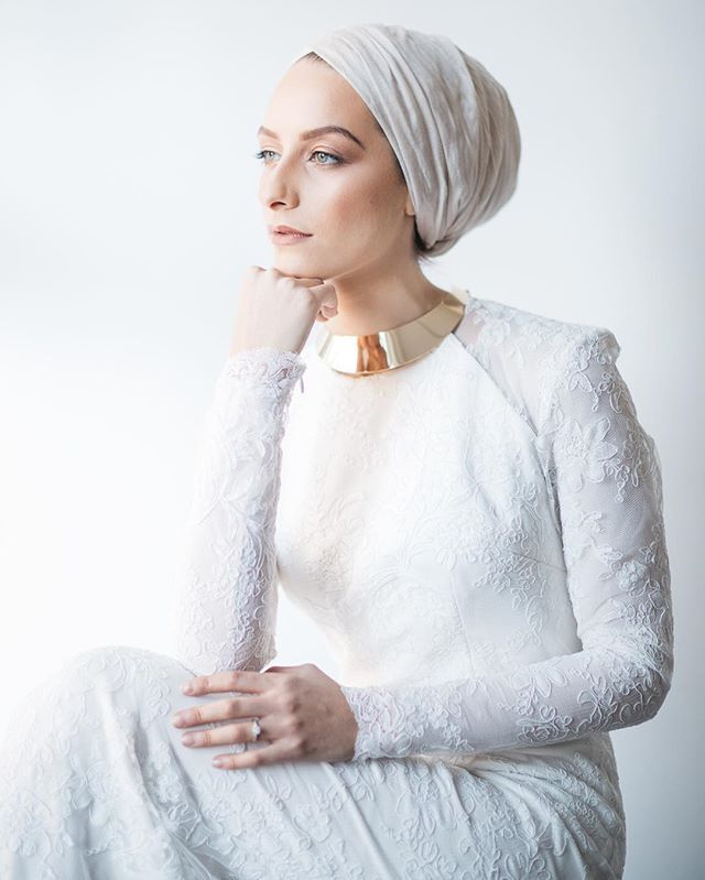 Amina Moussa | Lahza Photography | Alex Perry MB Editorial | turban