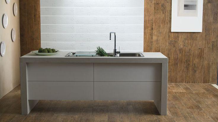 revestimento para cozinha ecowood cedro