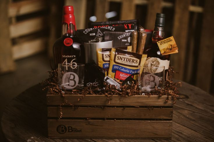 Gift baskets for men whiskey gifts baskets for men