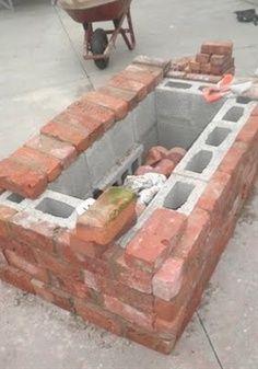 DIY backyard firepit | best stuff
