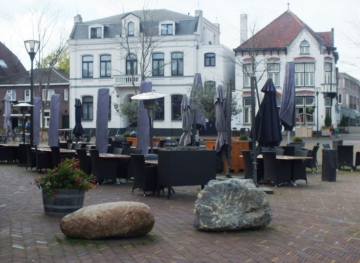 Historic Square in Geldrop NL