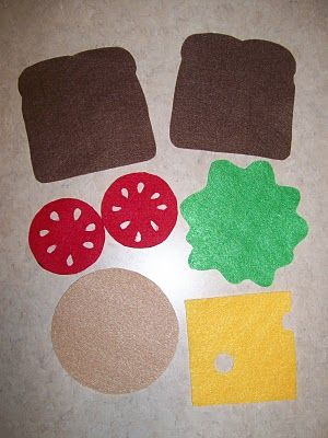 I need to make me some of these for the dramatic play center!  I am thinking of other things too!